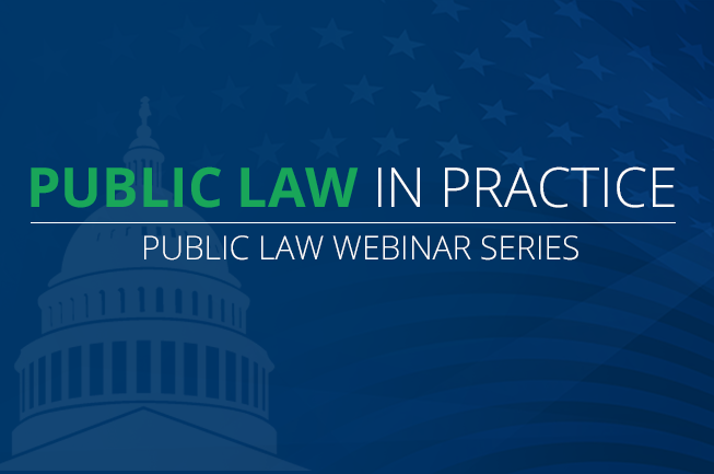 Public Law in Practice - Employer Vaccination Plans and Protocols